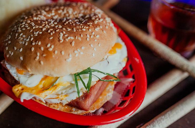 Best Breakfast Roll Sydney