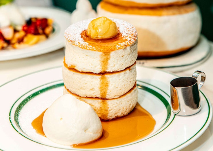 Pour That Syrup Like There's No Tomorrow, These Are The Best Pancakes In Sydney