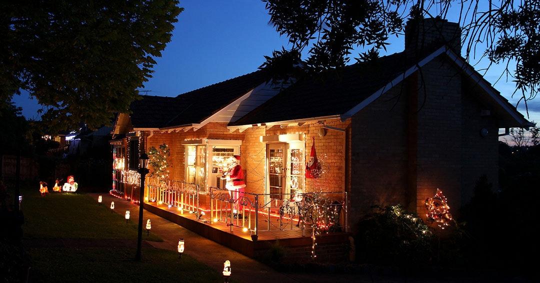 best-streets-for-christmas-lights-melbourne