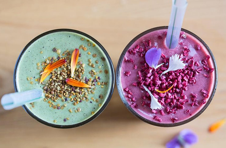 Best smoothies in Auckland