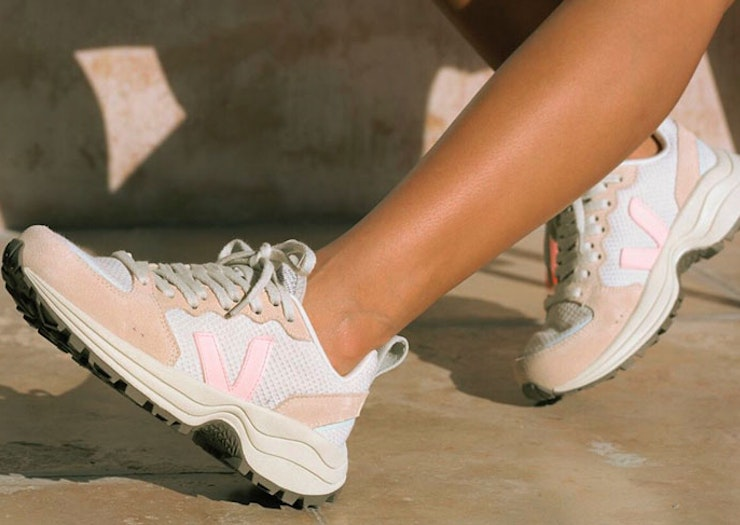 Tread Lightly In 6 Of The Coolest Sustainable Sneakers To Shop This Season