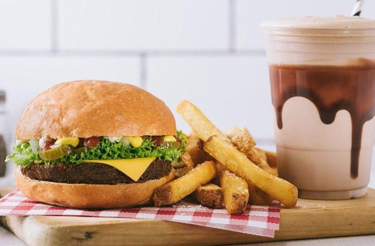 Auckland's Best Vegan And Vegetarian-Friendly Burgers