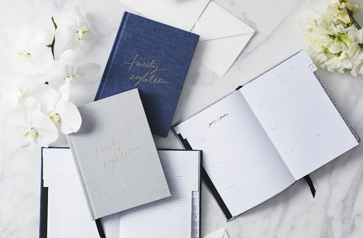 best-diaries-and-planners-2018