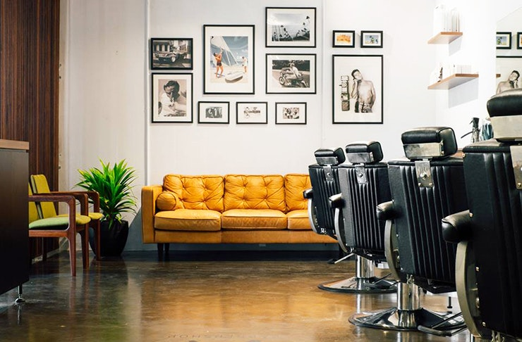 Twin Palms Barbershop