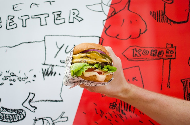 Better Burger Is Opening A New Store And They're Giving Away FREE Burgers!
