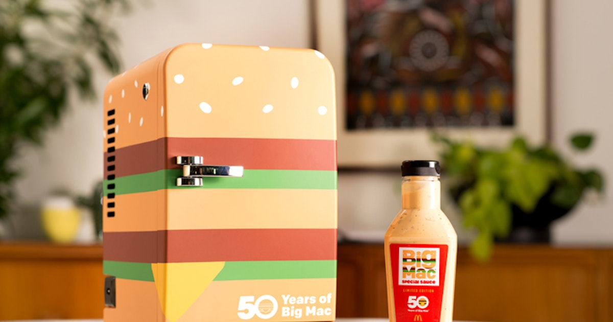 Maccas Is Running An Ebay Auction For Bottles Of Big Mac Sauce Urban List Melbourne