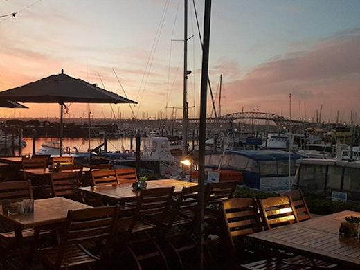 Billfish Cafe Westhaven