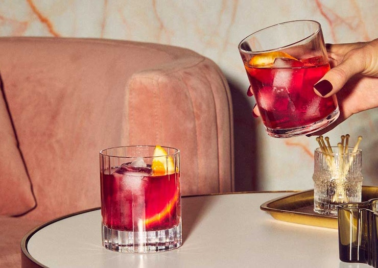 Drink In The New Four Pillar's 2020 Bloody Shiraz Gin At Northbridge's Winter Hall This Weekend