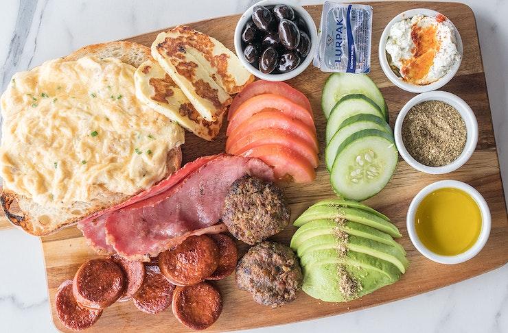 breakfast board brisbane
