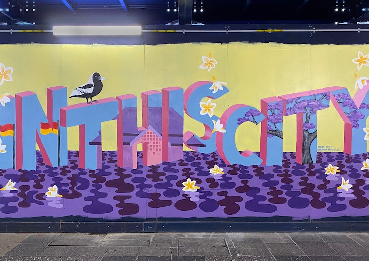 Be Mesmerised By Artists In Action As The Brisbane Street Art Festival Goes Virtual