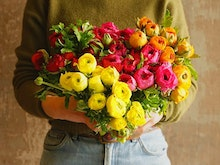 Brighten Up Your WFH World With Buds And Bowers' Weekly Flower Delivery
