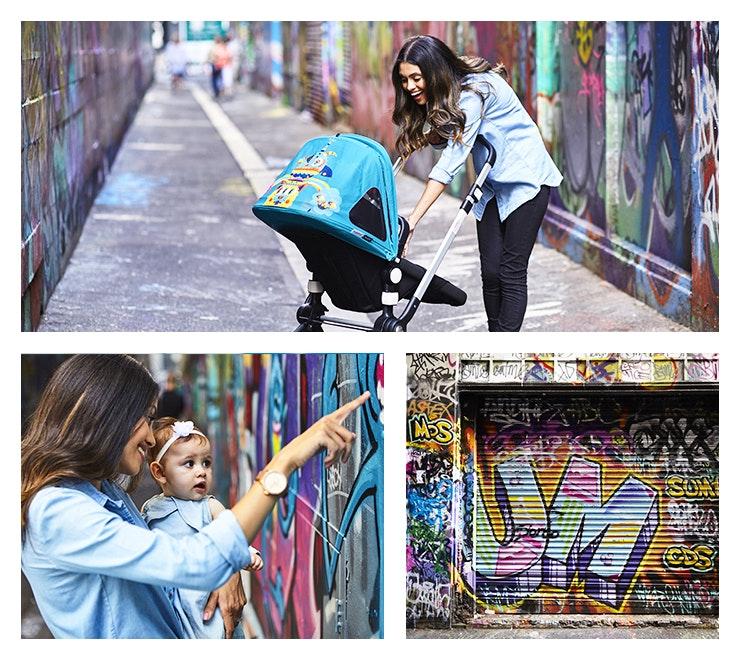 best street art melbourne
