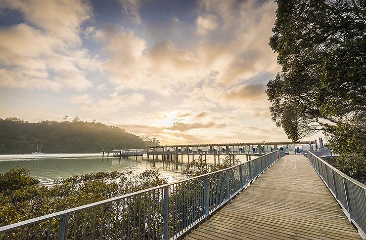 Catalina Bay Coastal Walkway