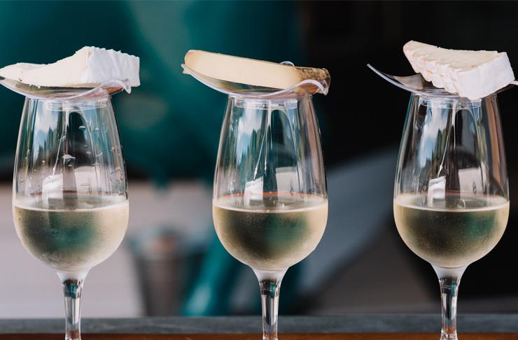 Cheese Wine Festival