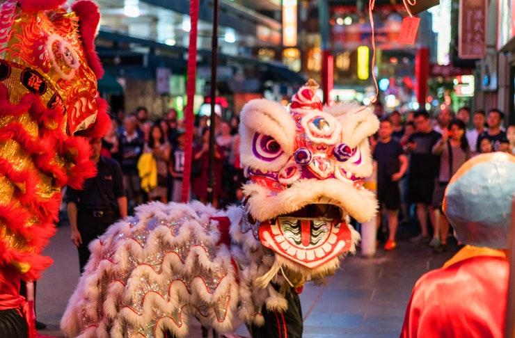 Chinese New Year Perth