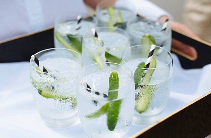 Cocktails & Champagne | Don't Miss This Spectacular Summer Party