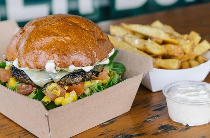 Corner Burger | The Verdict