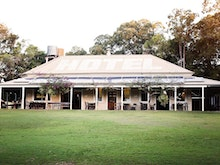 Grab A Pint And A Parmy At 8 Of The Best Country Pubs Near Brisbane