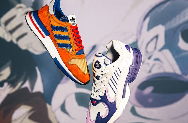 Dragon Ball Z x adidas Collab Drops Tomorrow And Here Is Where You Can Get Them