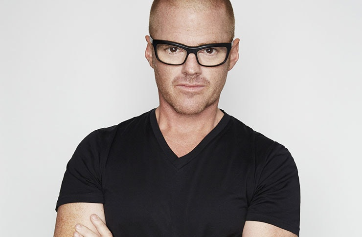 heston is coming to melbourne