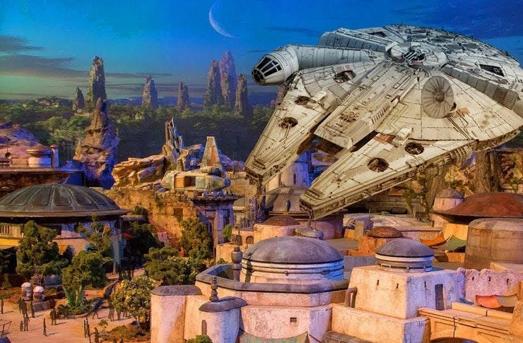Dreams Do Come True! Auckland's Getting A Disneyland
