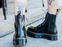 Get Ready To Stomp, NZ's First-Ever Dr Martens Store Has Opened In Auckland