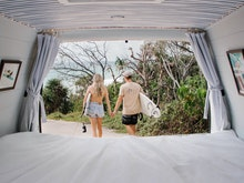 Hit The Road In These Seriously Cool Queensland Campervans For Hire
