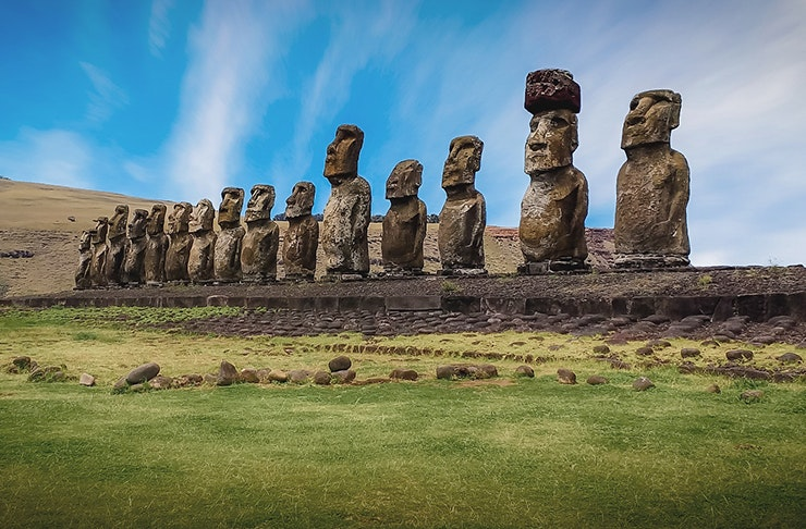 chill easter island travel