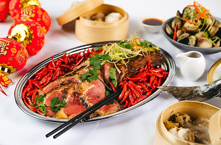 Chinese cuisine month at Eight