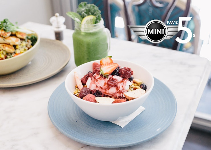 Fave 5 Cafes in Manly