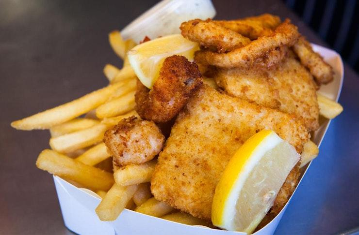 Best Fish and Chips Brisbane