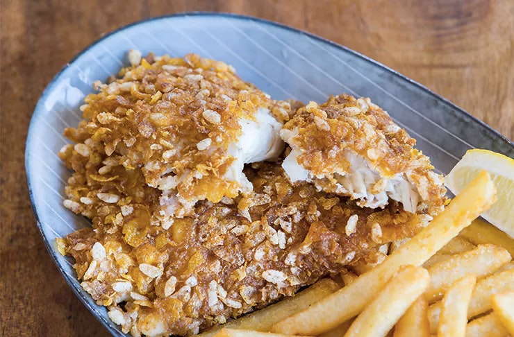 The best fish and chips in Auckland