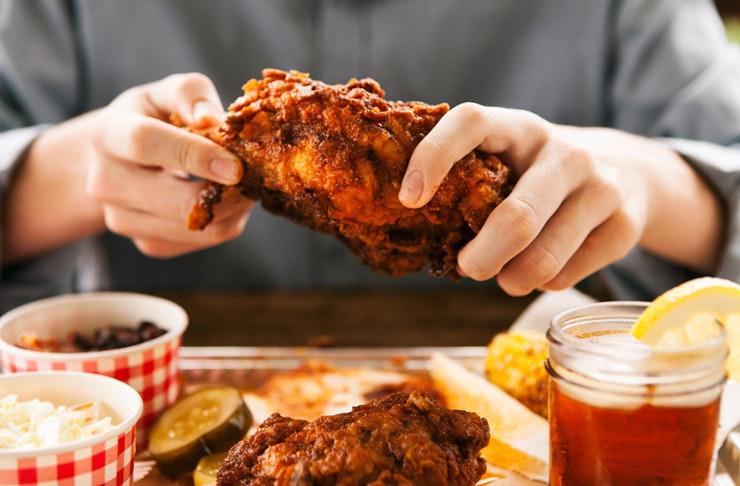 fried chicken festival Sydney