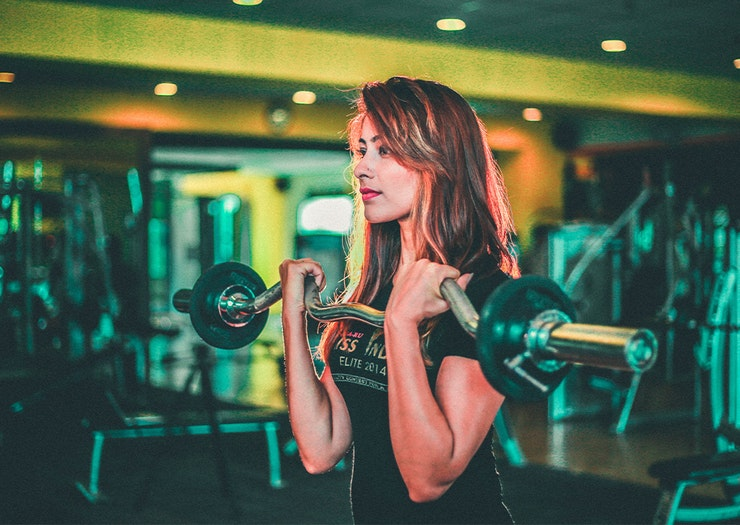 Prepare To Sweat, Here's How To Get Your Fitness Groove Back After Iso