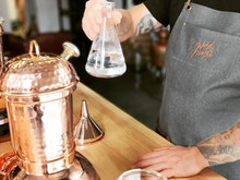 Pull Up A Stool And Make Your Own Gin At The Gold Coast's Newest Distillery
