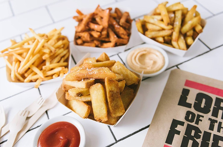 Here's How To Get FREE Fries At Lord Of The Fries Tomorrow!