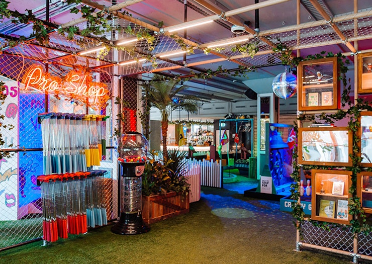 Dust Off Your Bowling Shoes, Strike And Holey Moley Re-Open This Weekend