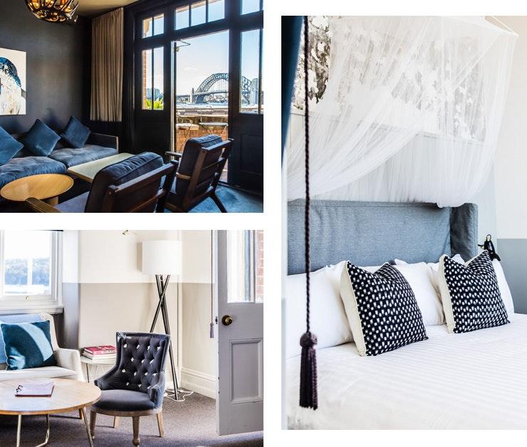 best boutique hotel sydney