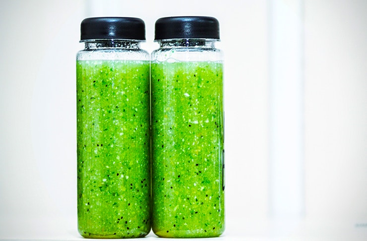 I Did a Three-Day Juice Cleanse And This Is What Happened