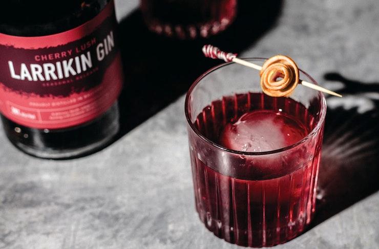 larrikin-gin-cherry-lush