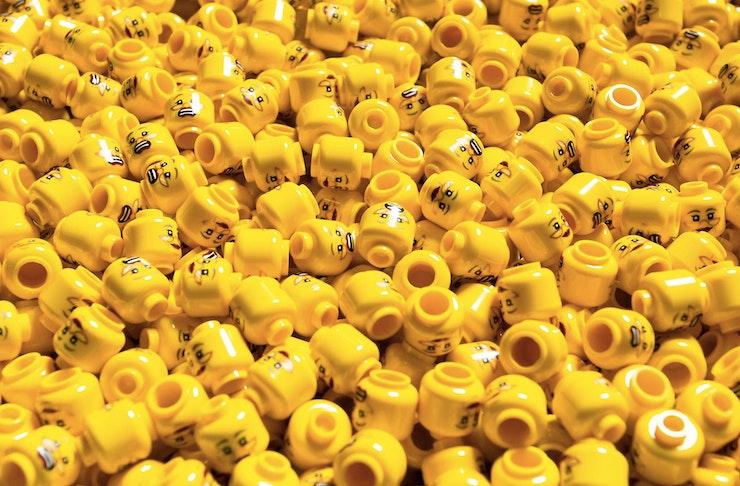 Lego bricks, Lego