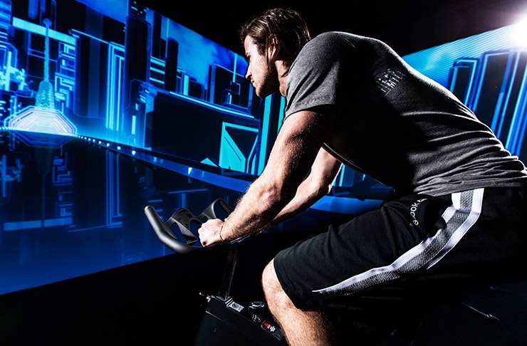 les mills newmarket, the trip, spin class, les mills classes, fitness, cycling