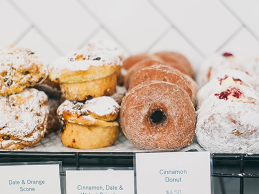 little and friday, little and friday newmarket menu, little and friday newmarket opening hours, best donuts auckland