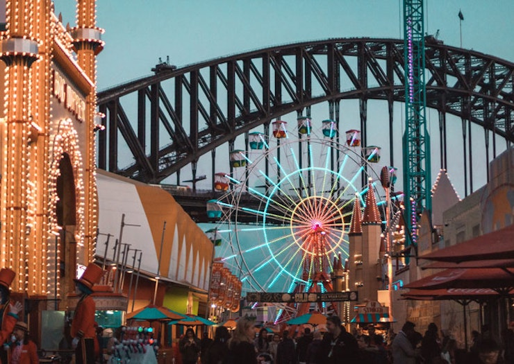 Get Set To Zip And Dip On The Wild Mouse, Luna Park Has Officially Reopened