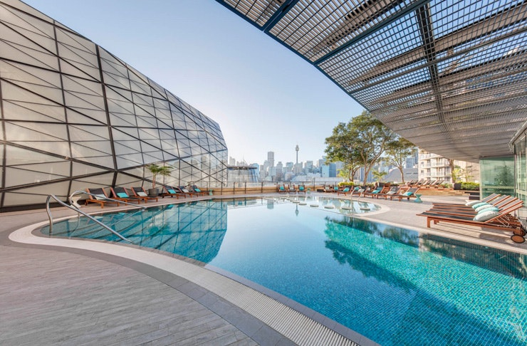 the star sydney luxe vacay
