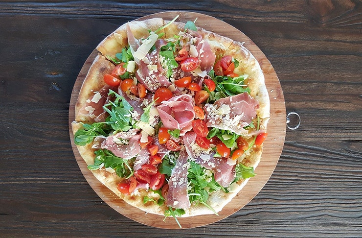 Magna Pizza Mount Hawthorn