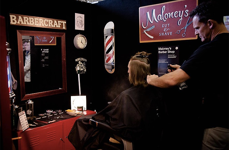 Maloney's Barber Shop