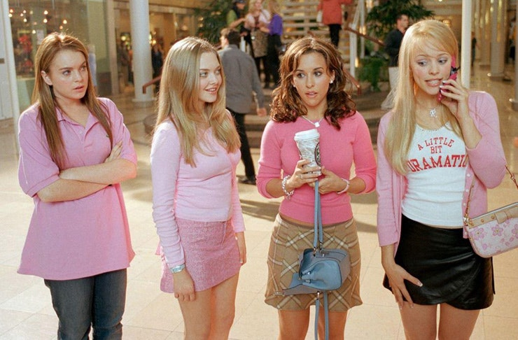 mean girls style lessons