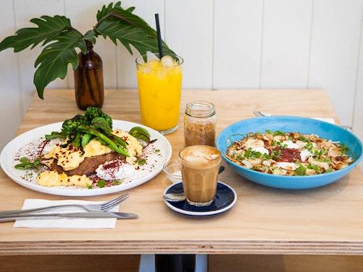 Meet Gerard Sydney Cafe
