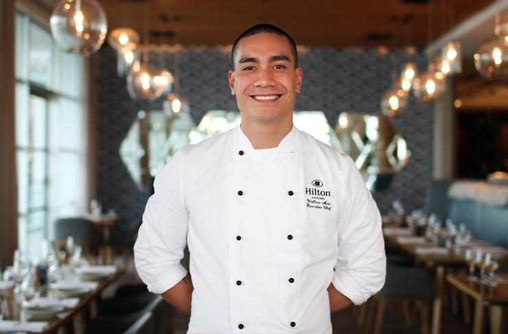 Meet the Chef: Wallace Mua